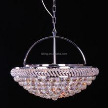 Contemporary Basket Shape Pendant Lighting, Dining Room Pendant Lamp