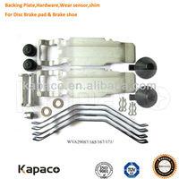 disc brake repair kit For BUS TRUCK Brake pad