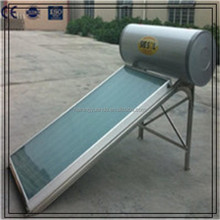 high absorption pressurized flat plate solar water heater panel