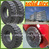 Top Sales Industrial Solid Forklift Tires 6.5-10 With Good Price (many sizes)