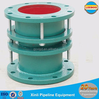 Restraint double flanged dismantling joint expansion joint