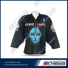 wholesale sublimated hockey jerseys customized for league