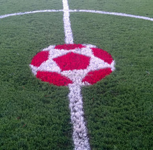 no need filling sand and rubber indoor and outdoor soccer artificial grass for football field