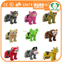 HI Kids rides coin operated electric walking animal ride/kids coin rides on animal toy for sale