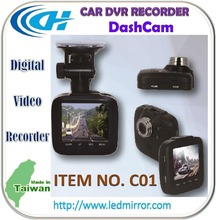 Hidden cameras NIGHT VISION Car DVR Recorder camera Video G-sensor DashCam