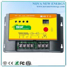 12/24V Auto 20a pwm solar controller for solar panel