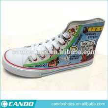 changing color shoes canvas canvas shoes with zipper