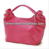 2015 wholesale fashion pu cheap bags for ladies women hand bags