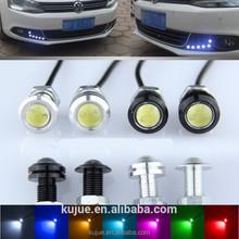12V Car Parking Lights Eagle Eye LED Light Waterproof small LED Daytime Running Lights