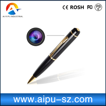 Multifunction 720P HD Hidden Camera Spy Pen for HD Video and Image Recording