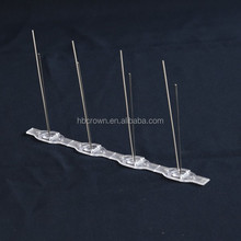 Large effective range UV resistance material bird Spikes