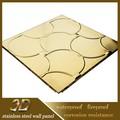 De aço inoxidável de teto decorativo fabricante Material de construção importador