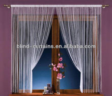 2015 noble White String/line curtains