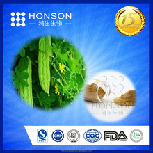 best selling bitter melon extract powder by 15 years GMP factory with free sample for test