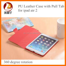 2015 hottest product Ultra Thin PC Crystal Clear Back Hard Case Cover for APPLE IPAD AIR 2