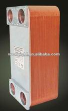 water heat exchanger condenser and evaporator