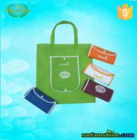 high quality non woven folding shopping bag