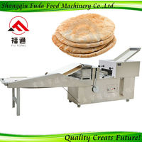 Ancient Indian Roti Chapati Making Machine For India