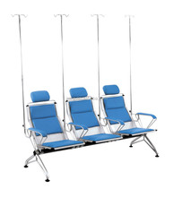 Hospital waiting chair injection room chair