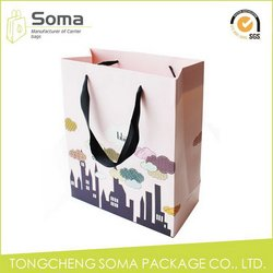 Bottom price hot sell small paper gift bags for jewelry