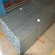 Q235 galvanized square steel pipe and tubes