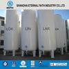 2015 1.75Mpa Vertical or Horizontal Liquid Nitrogen Tank Cryogenic Liquid Gas Tank