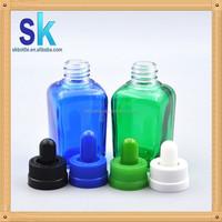 15ml square glass bottle custom design glass bottle perfume empty glass bottle