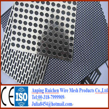 perforated metal mesh/perforated metal fence or stair treads/SS304 ,430, 201 stainless steel perforated metal sheet