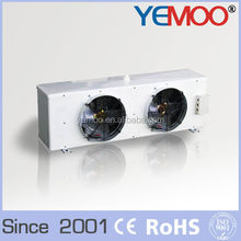 YEMOO -25 degree DJ series axial fan wall mounted evaporative air cooler for industrial refrigeration