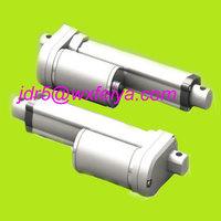linear push pull solenoid actuator