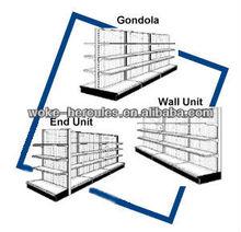 Gondola Supermarket Shelf For Grocery