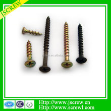 Professional factory produce high quality furniture screw for beds