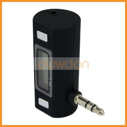Wireless Hands Free Car Mp3 Player FM Transmitter Car