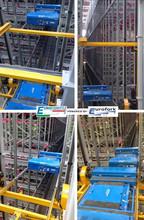 CHina listed pallet rack manufacturer pallet shuttle radio / shuttle racking