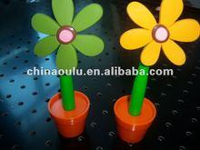 Colorful Sunflower Ball Pen