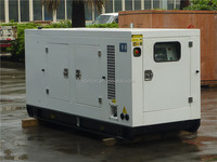 Fast delivery 75kw silent diesel generator for sale with CE and ISO