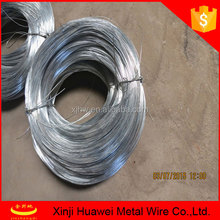galvanized 15 and 14 gauge metal wire