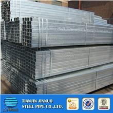 hot-dip galvanized square and rectangular pipes