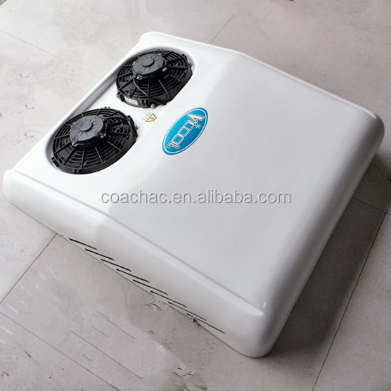 12 Volt Cooling Units : Roof mounted volt dc powered electric car air
