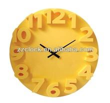 3D digital wall clock wholesale