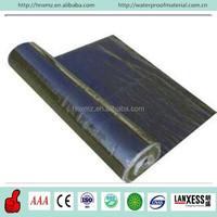 Self Adhesive Asphalt Flexible Waterproof Material for Walls Cheap