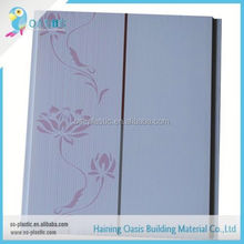 Good Reputation factory directly night sky hot sealing lightweight finishing pvc panel stretch building material