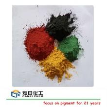 dyestuffs pigment/iron oxide/asphalt price ton