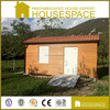 Solid Customized Flat-pack Log Prefab Cabin Container Cabin