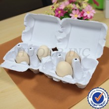 Recycle paper egg box