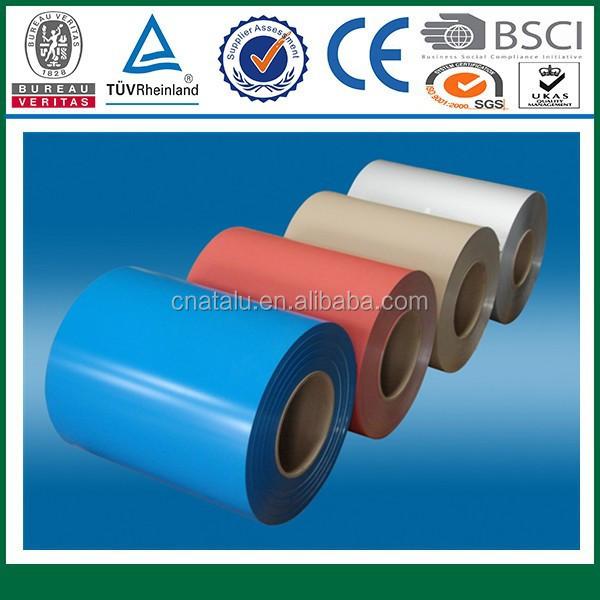 Water Gutter Aluminium Prepainted Coil