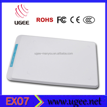 UGEE EX07 PC Graphic Tablet for Designers Rechargeable Pen