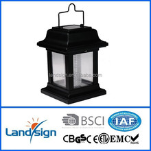 Emergency lighting series solar camping light type CE/Rohs Aluminium dual function led solar camping lantern