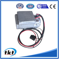 Electric ac compressor for cars