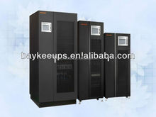 China manufacturer list single phase low frequency 80KVA mini small size UPS for computers